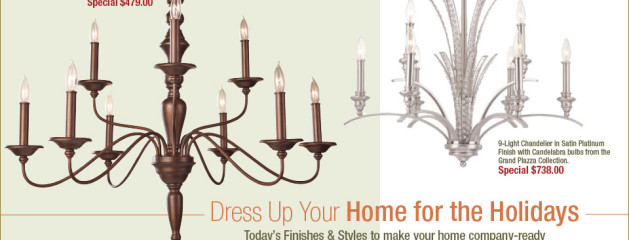 Dress Up Your Home for the Holidays