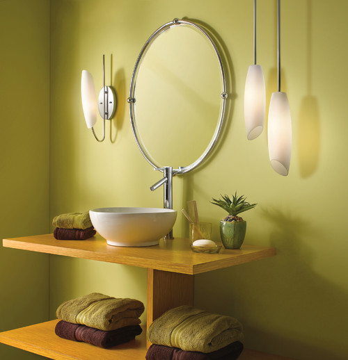 Bathroom Lighting Houzz lighting your dream bathroom | just lights