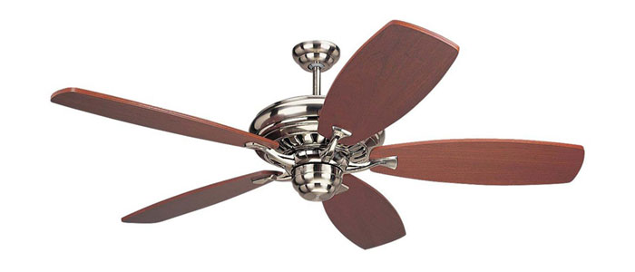 Maxima ceiling fan from Monte Carlo