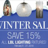 Save on LBL Lighting!